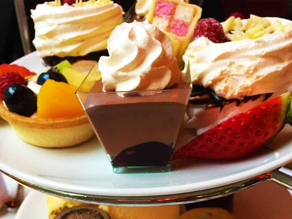 Best Afternoon Tea Places in Manchester