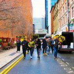 Afternoon Walking Tour Manchester